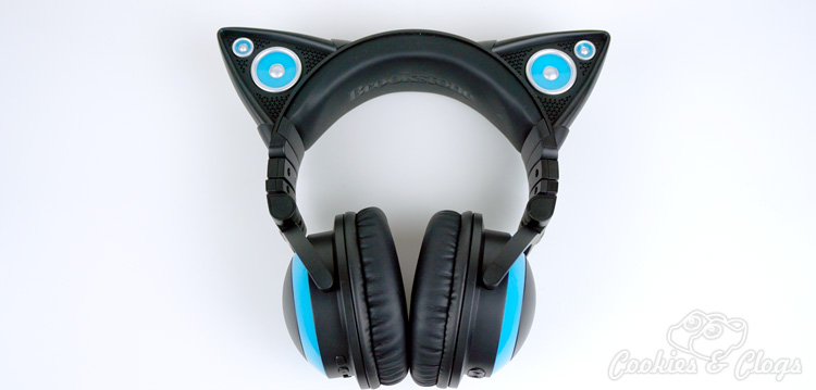 Gift Ideas for Teens: Cat Ear Headphones From Brookstone