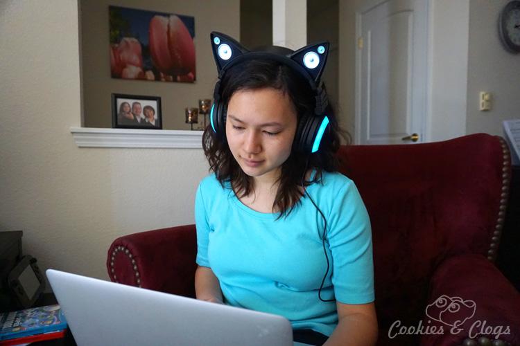 Axent Wear Cat Ear Headphones International