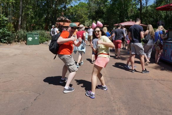 Health | Sometimes getting active means more walking, running, jumping, and hiking. Or it could mean spending long days at theme parks. See how these tips helped my family avoid foot pain or foot problems while visiting Walt Disney World.