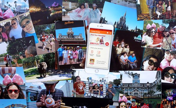 Photography | It's one thing to take pictures, it's quite another to get around to ordering photo prints. Using the CVS app, you can select photos from your phone and have them printed at CVS for same day pickup. Great for gifts or sharing with family and friends instantly. See how easy the process is.