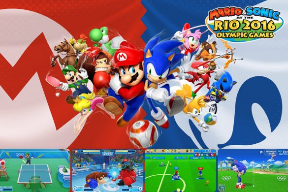 Technology | Video Games | Mario & Sonic at the Rio 2016 Olympic Games is a great sports game made up of mini games featuring some of your favorite video game characters. Train with Mario's gym or Sonic's and go for the gold in story mode, play individual events, or play with friends. See if it is too hard, competitive, repetitive, or none of the above.