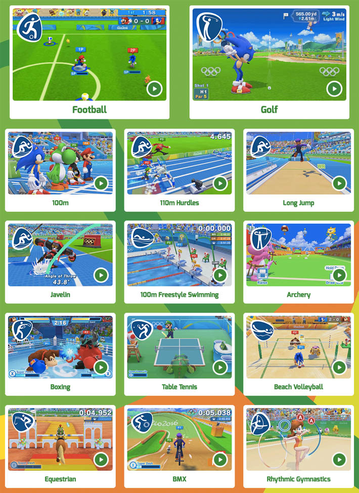 mario and sonic at the rio 2016 olympic games music download