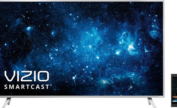 "Technology | Watching movies and tv series on your television will never be the same once you check out the VIZIO SmartCast P-Series at Best Buy. See how this 4K Ultra HD display with a 6"" Android tablet remote and built-in Chrome Cast will make this the best tv for your family."