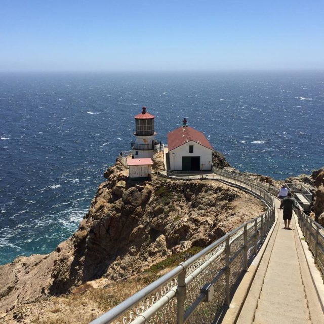 This lighthouse has all original parts that are still operational!hellip