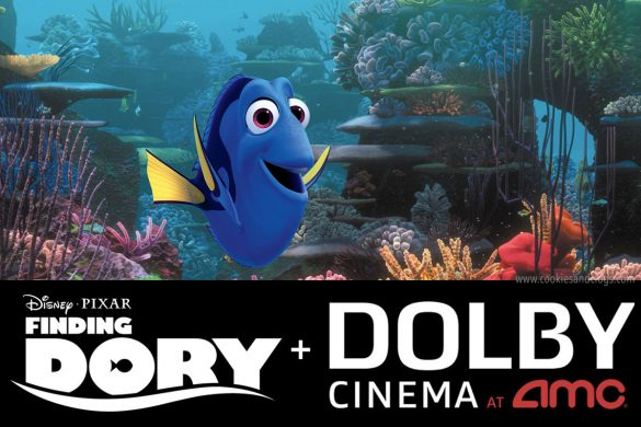 Movies | Enter to win a family four pack of tickets (2 winners) to see Finding Dory at the Dolby Cinema at AMC Prime in Newark, CA on June 18, 2016.