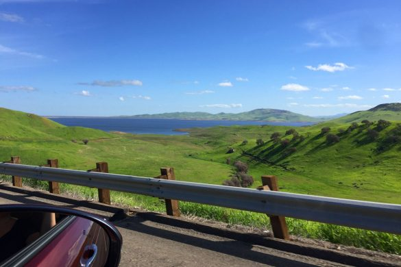 Cookies & Clogs | Cars | Travel | With summer here, now is the perfect time to get your car road trip ready. Use these eight tips so your family travel plans go as smoothly as possible. I endorse the sixth point daily! California San Luis Reservoir