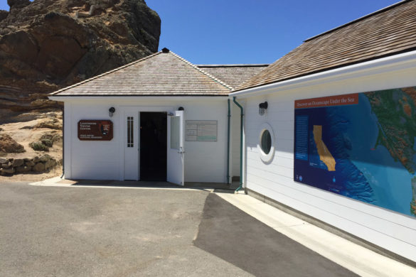 Cookies & Clogs   Want to take a family road trip to Point Reyes National Seashore in Point Reyes, CA? Here are several things to do with the kids including the Point Reyes Lighthouse. See what the climb down is like and if it's worth the trek. Visitor center