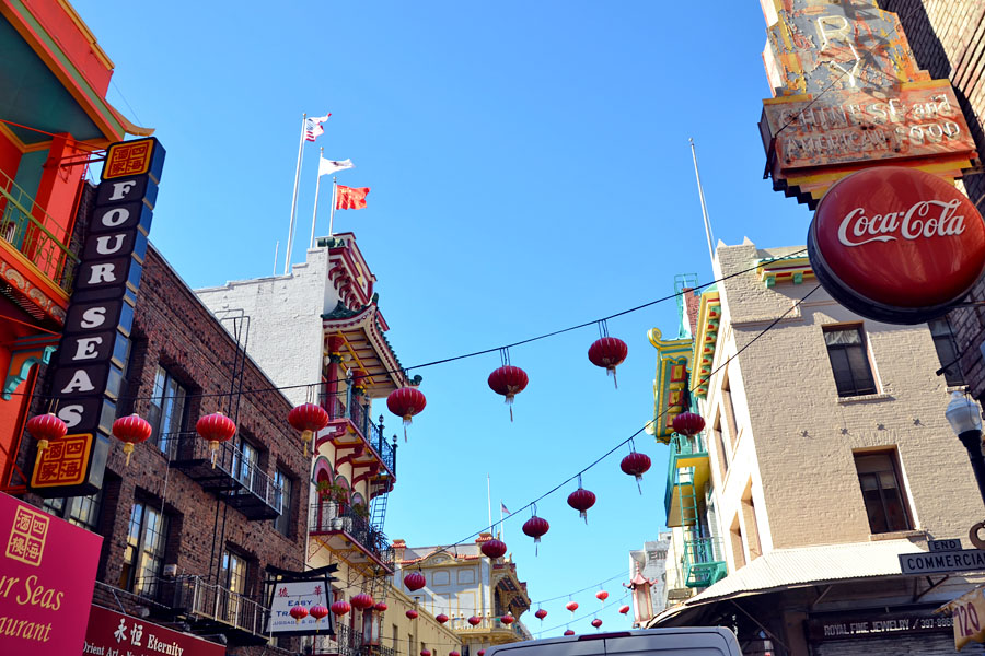 Cookies & Clogs | Travel | Looking for things to do in San Francisco with the family? Try these six day trips to see different parts of the city including Fisherman's Wharf, Chinatown, the Presidio, Muir Woods, and more. Chinatown
