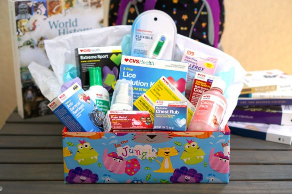 Cookies & Clogs | Health | Parenting | It's time for the kids to head back for another school year. See how to prepare your own back to school wellness kit to keep the whole family healthy when facing colds, bug bites, injuries, etc.