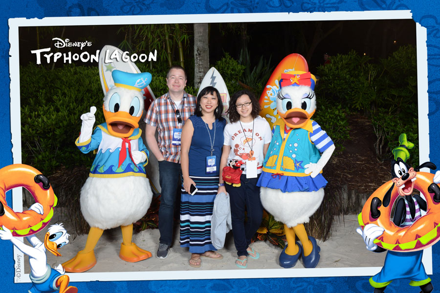 Cookies & Clogs | Travel | If you plan on visiting Walt Disney World, Disney PhotoPass and Memory Maker can make your family vacation even more special. Check out these reasons you'll want to take full advantage of it! Typhoon Lagoon