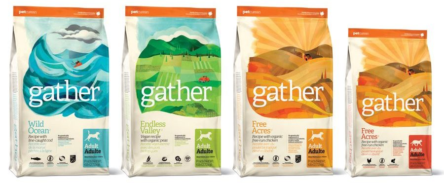 Cookies & Clogs | Dogs | Pets | New Petcurean GATHER dog food is coming in the fall of 2016. Find out what other new products are coming for pet lovers as well as the current hot trends in the pet industry from SuperZoo.
