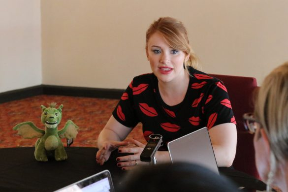 Cookies & Clogs | Movies | Disney | We had a chance to chat mom to mom with Bryce Dallas Howard about Pete's Dragon. Find out what it was like for her to film in New Zealand, how she developed her role, and exclusive bits as to what crazy things she did as a child.
