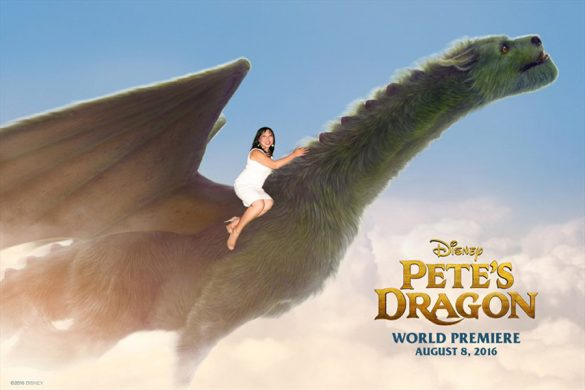 Movies | Disney | The new Pete's Dragon is a reimagined take on the 1977 classic film. I attended the green / red carpet premiere so join me at the event and see the video of what it's like to watch this at the El Capitan Theatre in Hollywood, CA. Green screen dragon ride