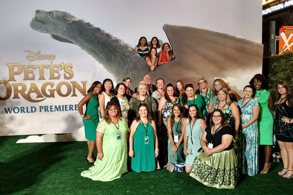 Movies | Disney | The new Pete's Dragon is a reimagined take on the 1977 classic film. I attended the green / red carpet premiere so join me at the event and see the video of what it's like to watch this at the El Capitan Theatre in Hollywood, CA.