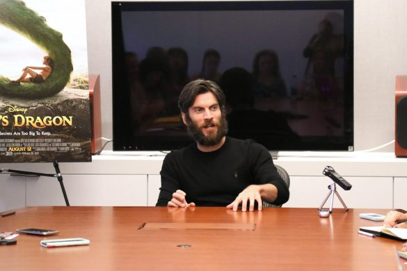 Movies | Disney's new live-action Pete's Dragon is a completely different story compared to the 1977 original. A new character Jack, played by Wes Bentley, ties the various other characters together. Read this Wes Bentley interview for some exclusive movie info.