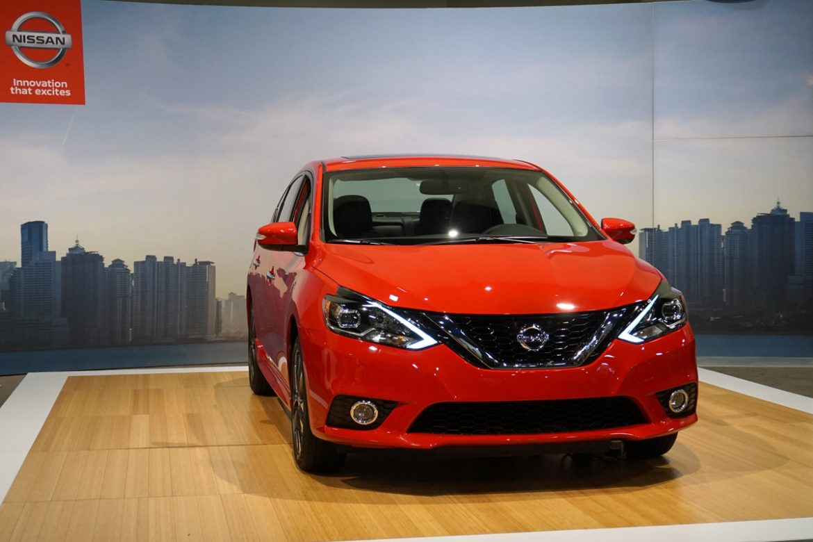 Cookies & Clogs | The 2017 Nissan Sentra SR Turbo was announced at the 2016 Miami International Auto Show last week. Get a sneak peek of this new sporty sedan.