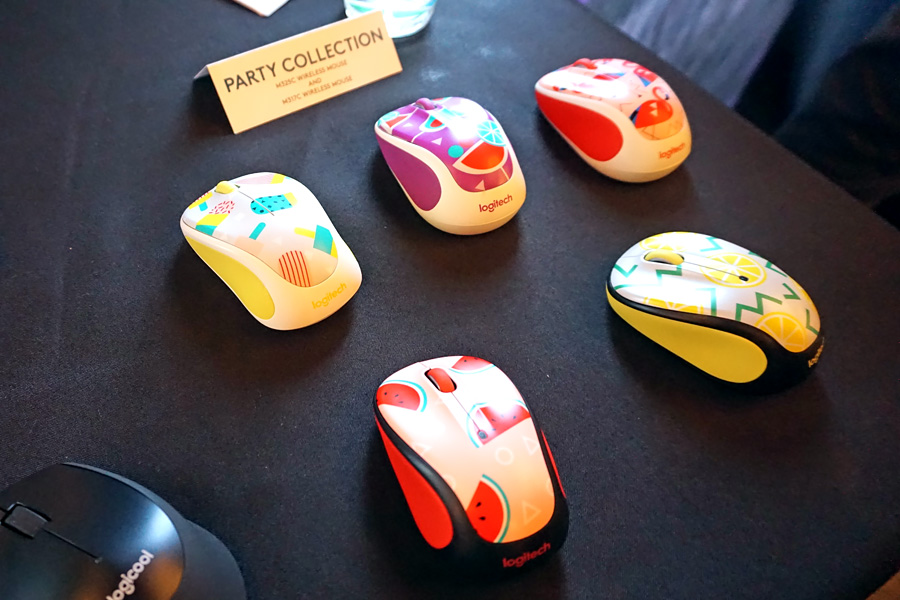 Cookies & Clogs | Technology | 2016 Q4 new Logitech products for home, mobile, auto, and gaming. See the full lineup of new and upcoming products. Mouse Party Collection