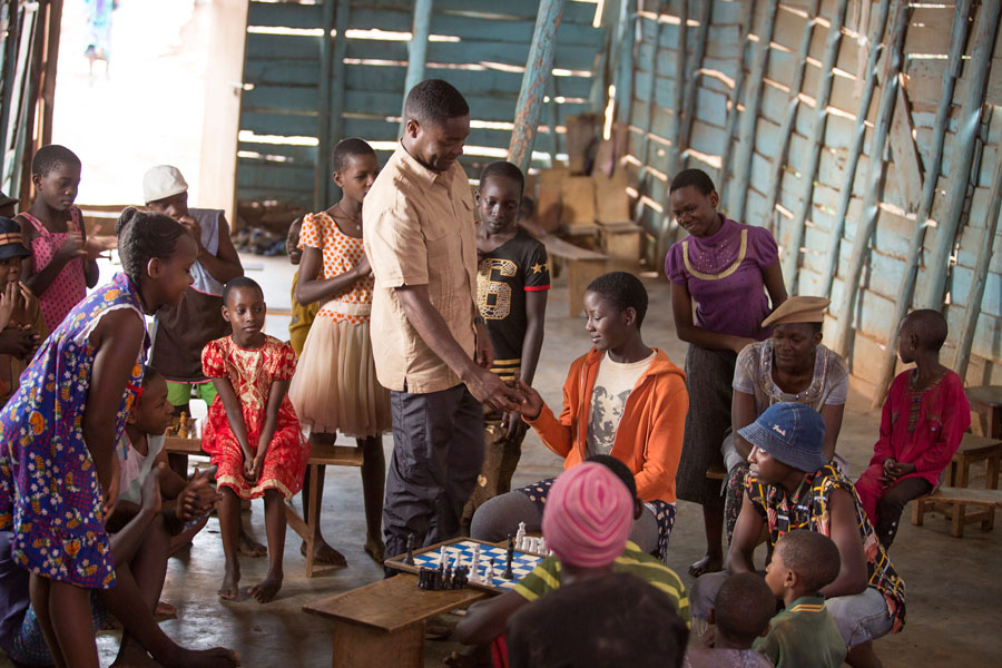 Cookies & Clogs | Movies |The Queen of Katwe movie will soon be widely released. See this Queen of Katwe review about a female chess player from Uganda.