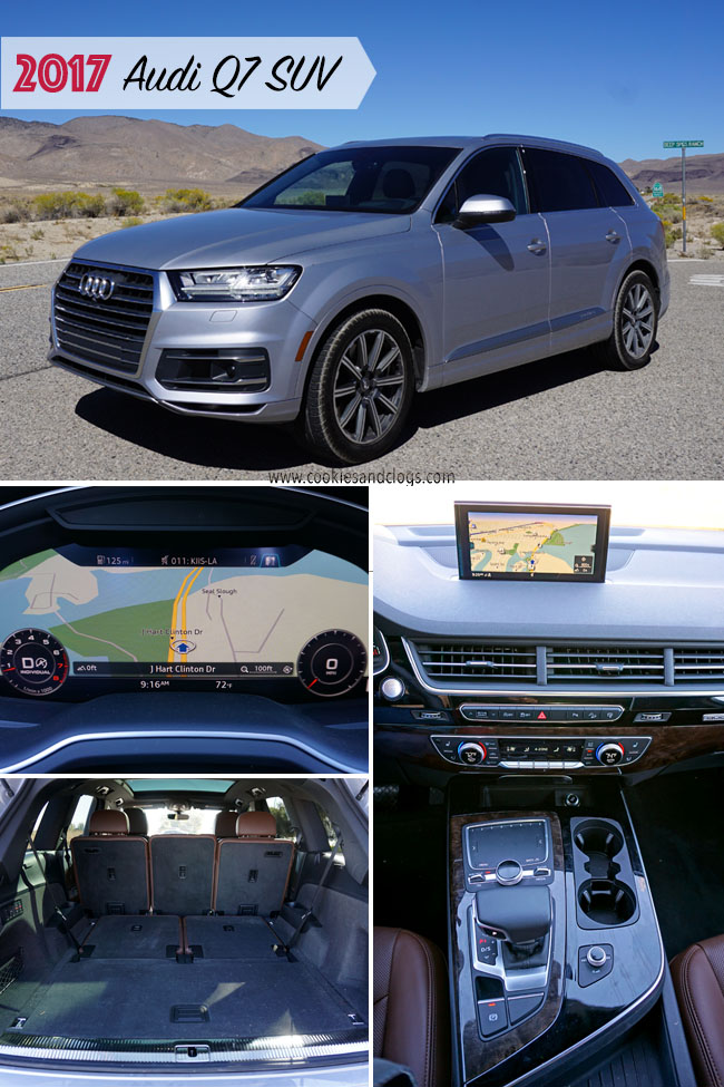 Cookies Clogs Cars The 2017 Audi Q7 Is Loaded With Features And