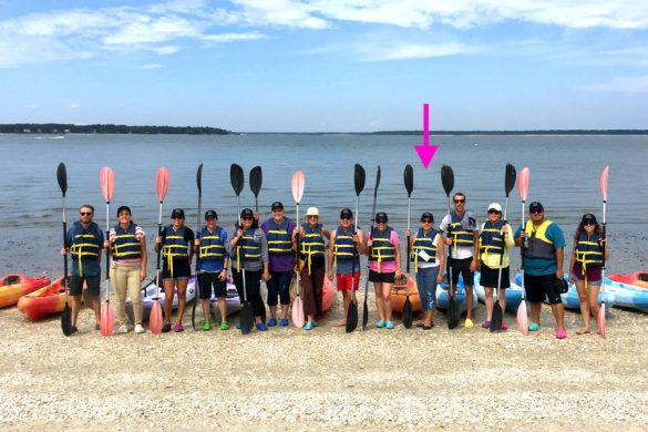 Cookies & Clogs | Travel | Cars | Check out a few things to do and places to eat in Bluffton and Hilton Head Island in South Carolina. Together with Mazda, I explored the area and learned a thing or two about the vehicles in the process. Kayaking at Hilton Head Island