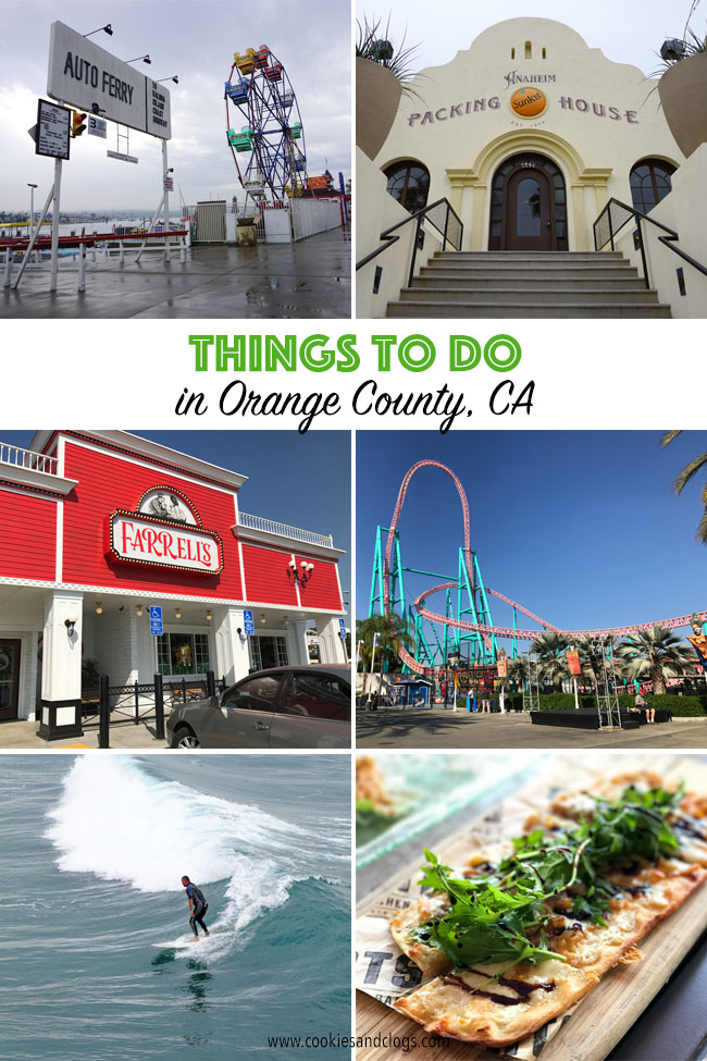 Cookies & Clogs | Travel | The next time you plan on going to Disneyland, you might want to pop by these places as you travel with kids. See where to stay, what to each, and things to do in Orange County, California.