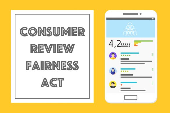 Cookies & Clogs | The Consumer Review Fairness Act was recentliy signed into law. This helps protect consumers as they leave honest reviews and remove the threat of gag clauses which allowed some companies to sue when negative reviews were written.