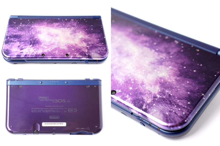 Cookies & Clogs | Have you gotten a New Nintendo 3DS XL lately, like this new Galaxy Style? Learn how to set up a Nintendo Network ID and connect it to a Nintendo account for free games, demos, member discounts, and more. Nintendo 3DS XL Galaxy Style