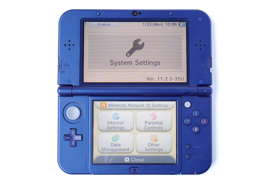 Cookies & Clogs | Have you gotten a New Nintendo 3DS XL lately, like this new Galaxy Style? Learn how to set up a Nintendo Network ID and connect it to a Nintendo account for free games, demos, member discounts, and more. Settings on a Galaxy Style unit.