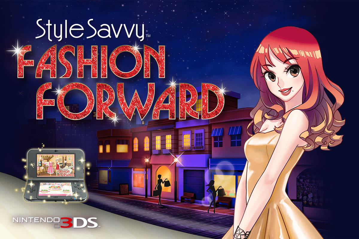 Style Savvy Fashion Forward For Nintendo 3ds Building An Enterprise