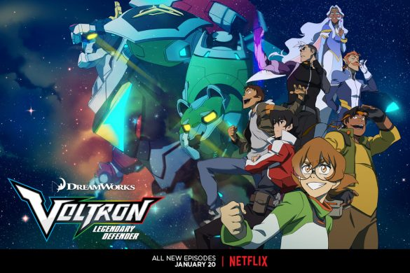 Cookies & Clogs | Voltron Legendary Defender is a Netflix Original Series. See our family-friendly review of the show and find out when Voltron Legendary Defender season two will be available to watch.