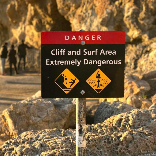 The sutrobaths area is great to explore but watch yourhellip