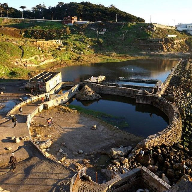 Such an interesting history behind the sutrobaths ruins! But manyhellip