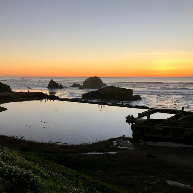 The sutrobaths may be cool to look at during thehellip