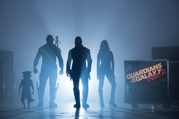Cookies & Clogs | Here's the new Guardians of the Galaxy Vol. 2 trailer. It looks so good. Guardians of the Galaxy Vol. 2 comes out May 5, 2017.