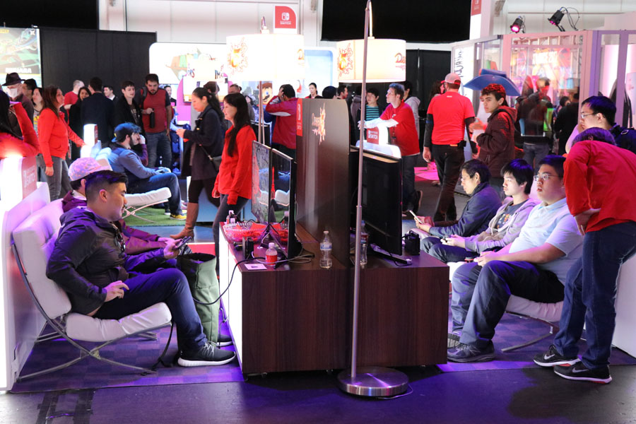Cookies & Clogs | Nintendo Switch will be released on March 3, 2017. This is the newest home video game console from Nintendo. Find out which games will be available and take a peek into the Nintendo Switch preview tour event we attended in San Francisco.