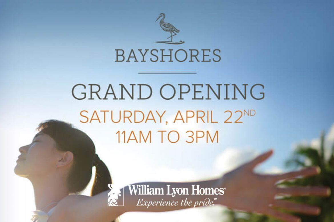 Cookies & Clogs | Join the Bayshores Model Grand Opening in Newark, CA on Saturday April 22, 2017. See the new homes for sale in the San Francisco Bay Area and peek inside the 19 model homes.