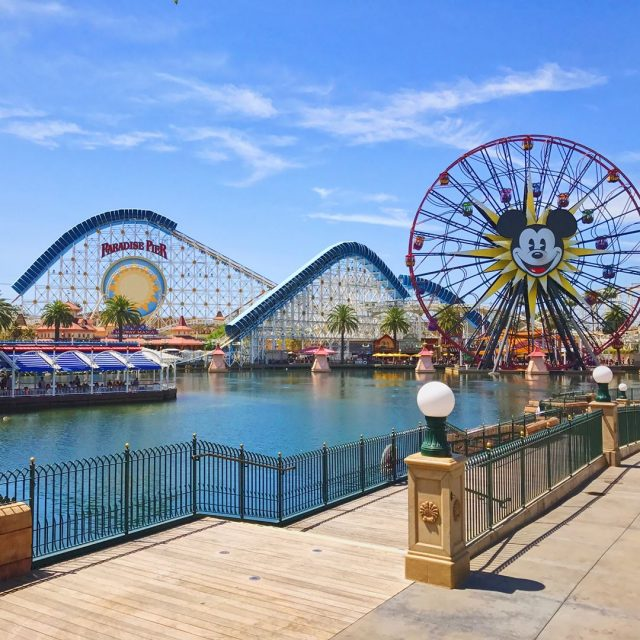 Out of the two Disneyland parks DisneyCaliforniaAdventure has become ourhellip