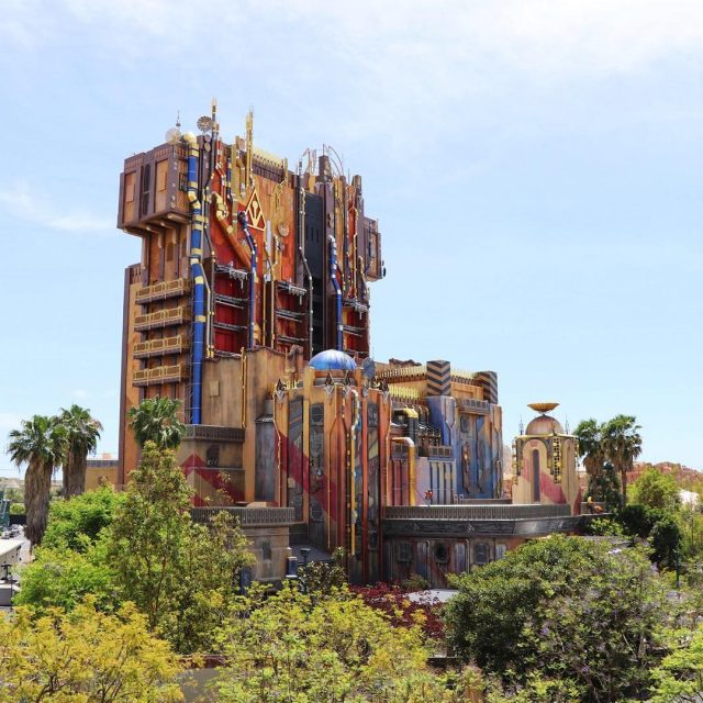 The GuardiansoftheGalaxy renovation is almost complete and the tower lookshellip