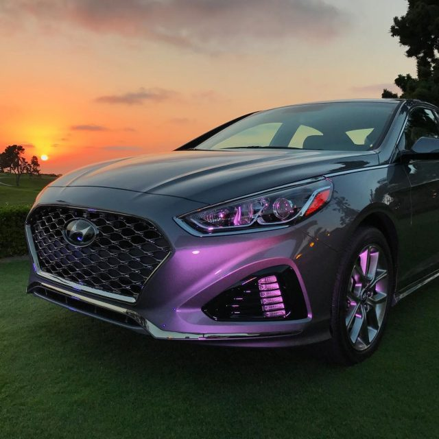 Gorgeous!!! The way this new 2018 hyundaiusa Sonata looks withhellip