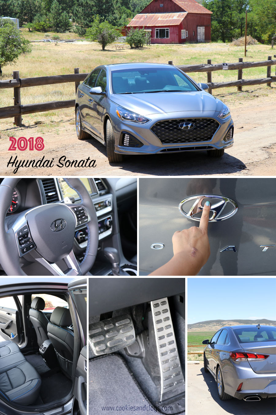 Cookies & Clogs | Giving back to the La Jolla, CA and San Diego, CA community +  2018 Hyundai Sonata review.