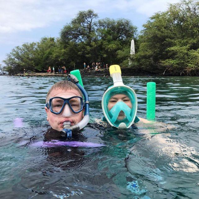 Back to Hawaii again So much gorgeous marine life nearhellip