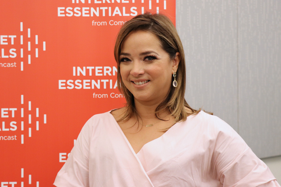 Internet Essentials from Comcast with Adamari Lopez