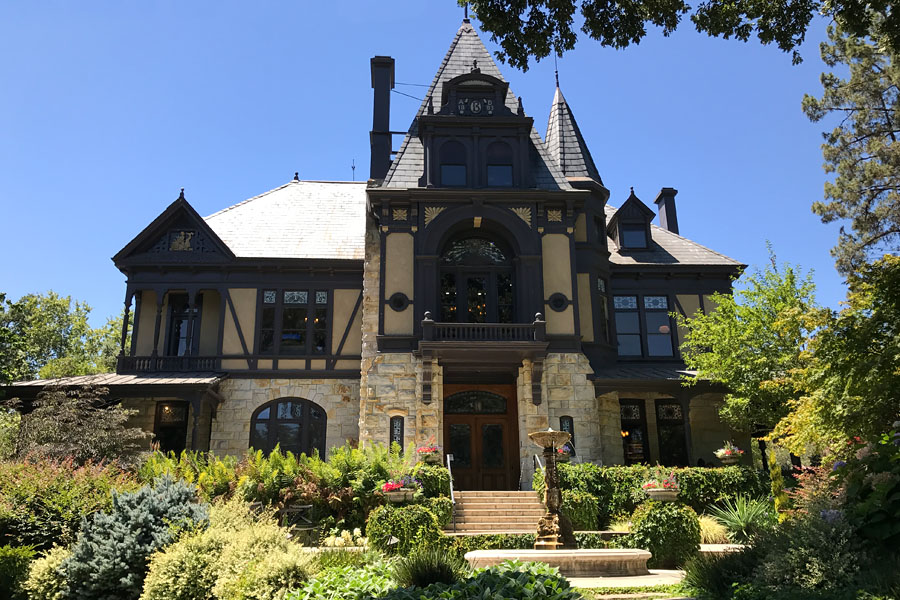 11 Things to Do in Napa, CA that Don't Involve Drinking Wine — Beringer Vineyards Rhine House