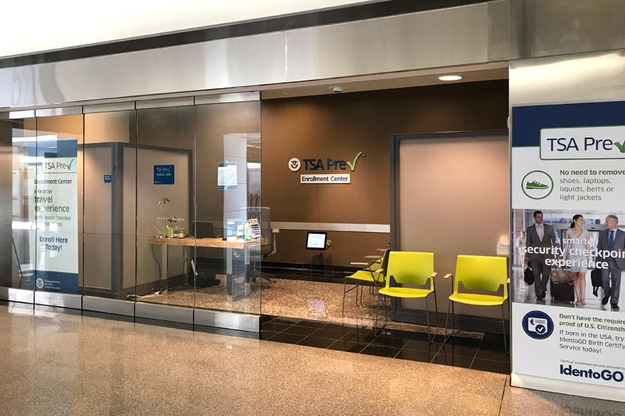 Pass airport security screening in 5 minutes | TSA PreCheck Enrollment Center SFO