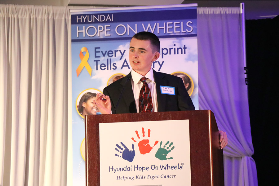 National Childhood Cancer Awareness Month & Hyundai Hope on Wheels