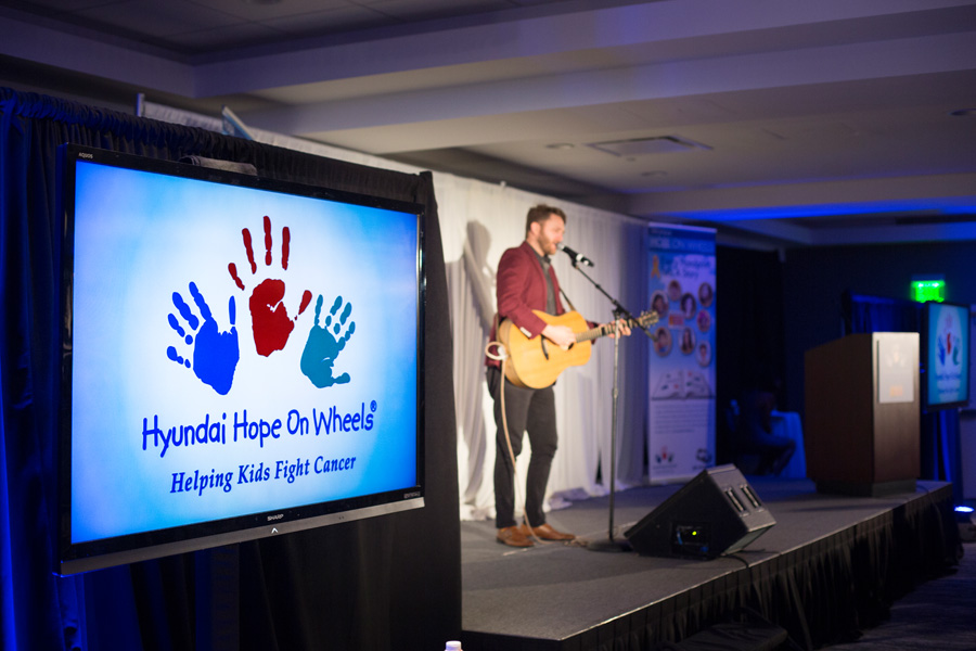 National Childhood Cancer Awareness Month & Hyundai Hope on Wheels