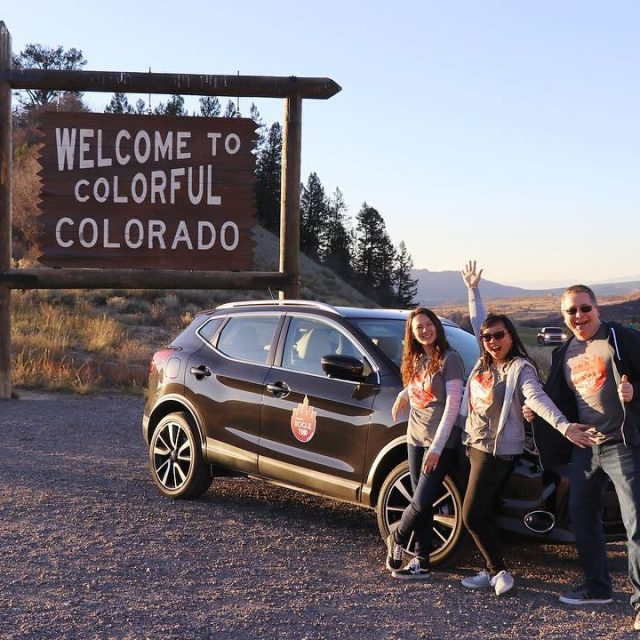 We finally made it to Colorado after several hours onhellip