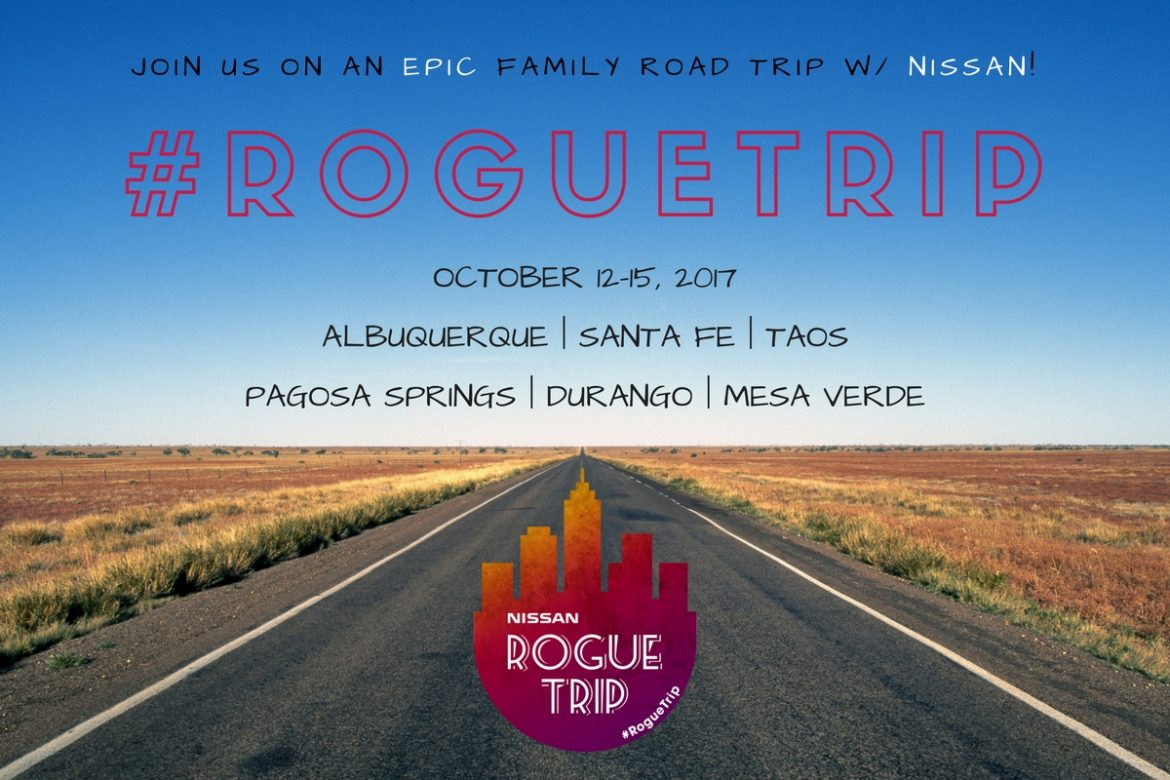 Join us on a southwest road trip from Albuquerque New Mexico to Mesa Verde Colorado on our Nissan #RogueTrip
