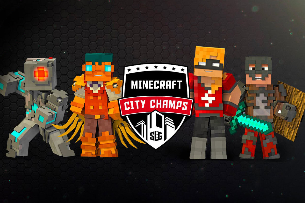 Super League Minecraft City Champs Tournament October 21, 2017