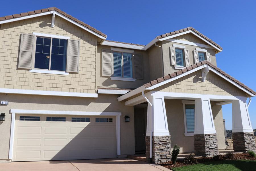 Whitney Ranch Ridge Model Home 18